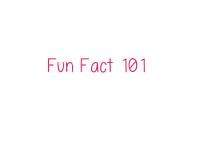 Fun Fact 101: Labiaplasty