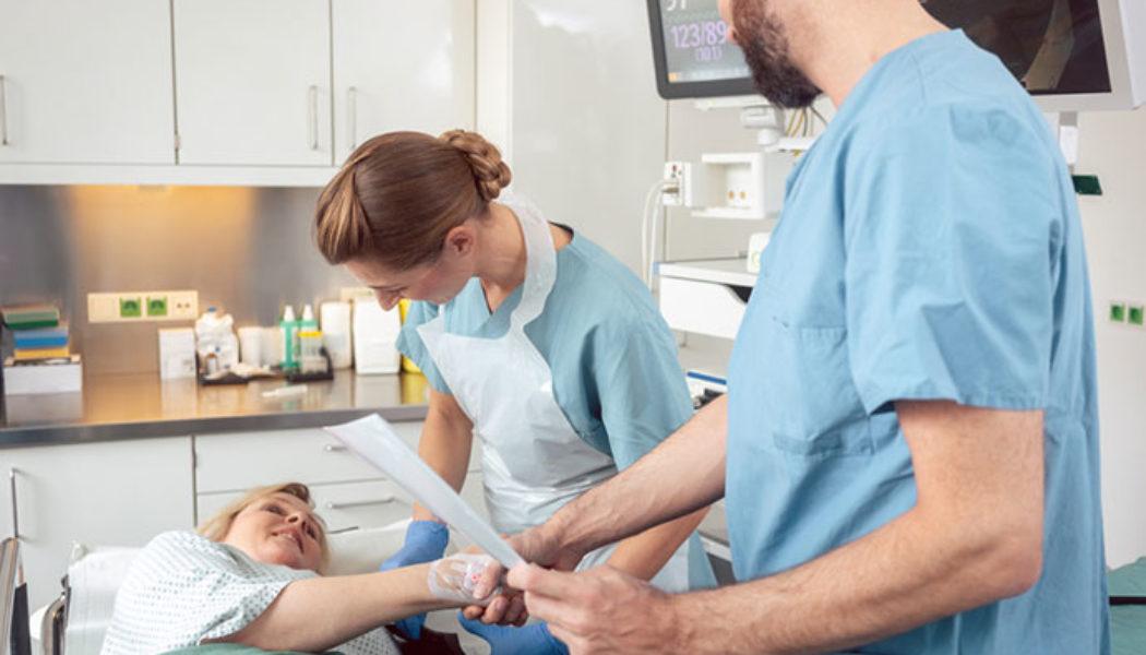 Colonoscopy Procedure Description
