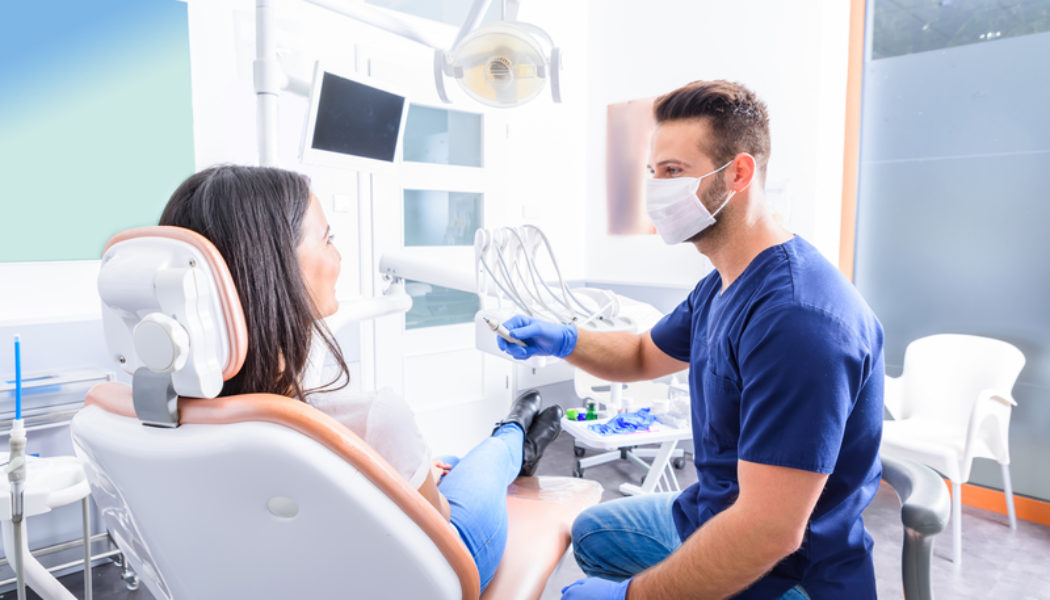 Dental Checkup Procedure Description