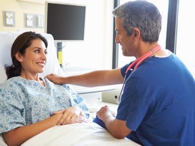 Ovarian Transposition Surgery Procedure Description