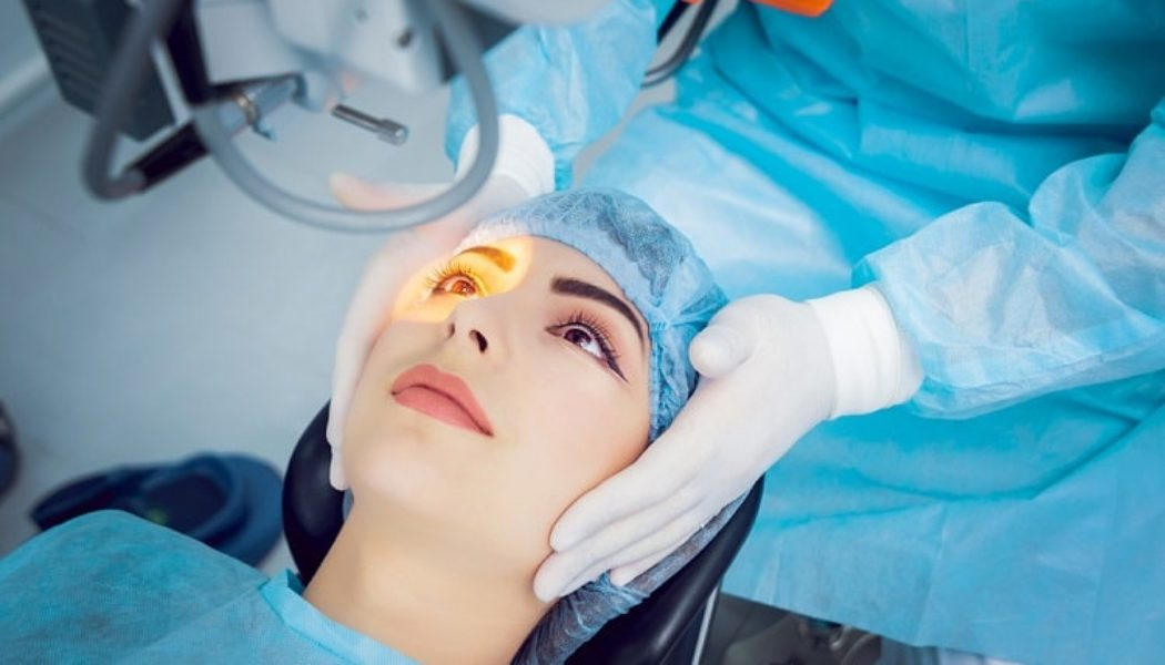 Cataract Surgery Procedure Description