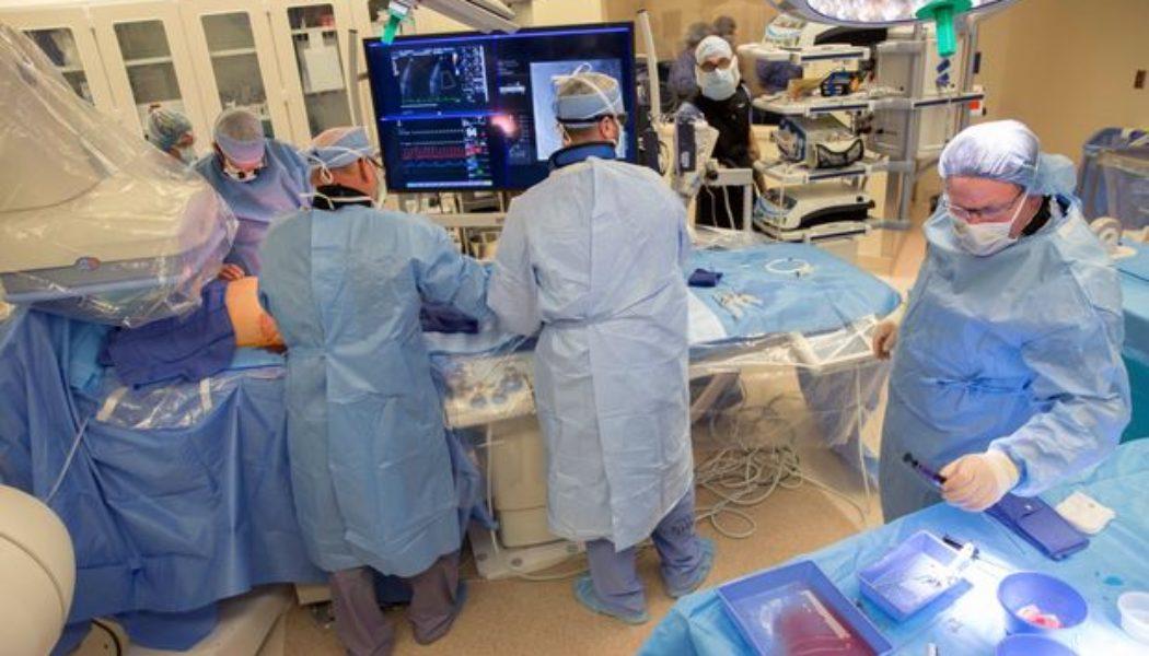 Heart Valve Replacement Procedure Description