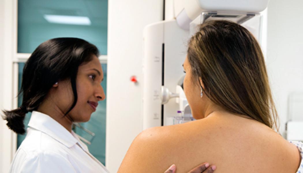 Mammography Procedure Description
